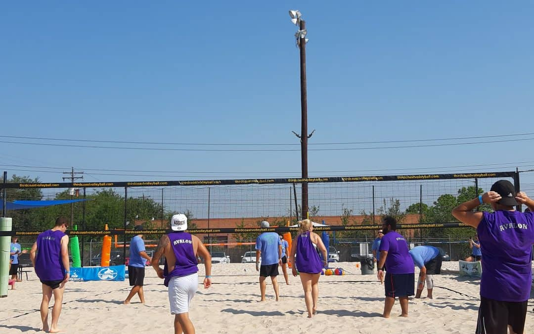Volleyball Tournament 2019