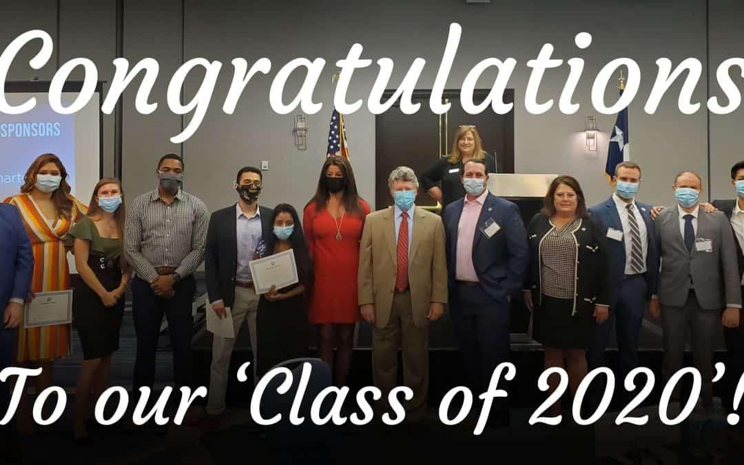 Scholarship Recipients 2020