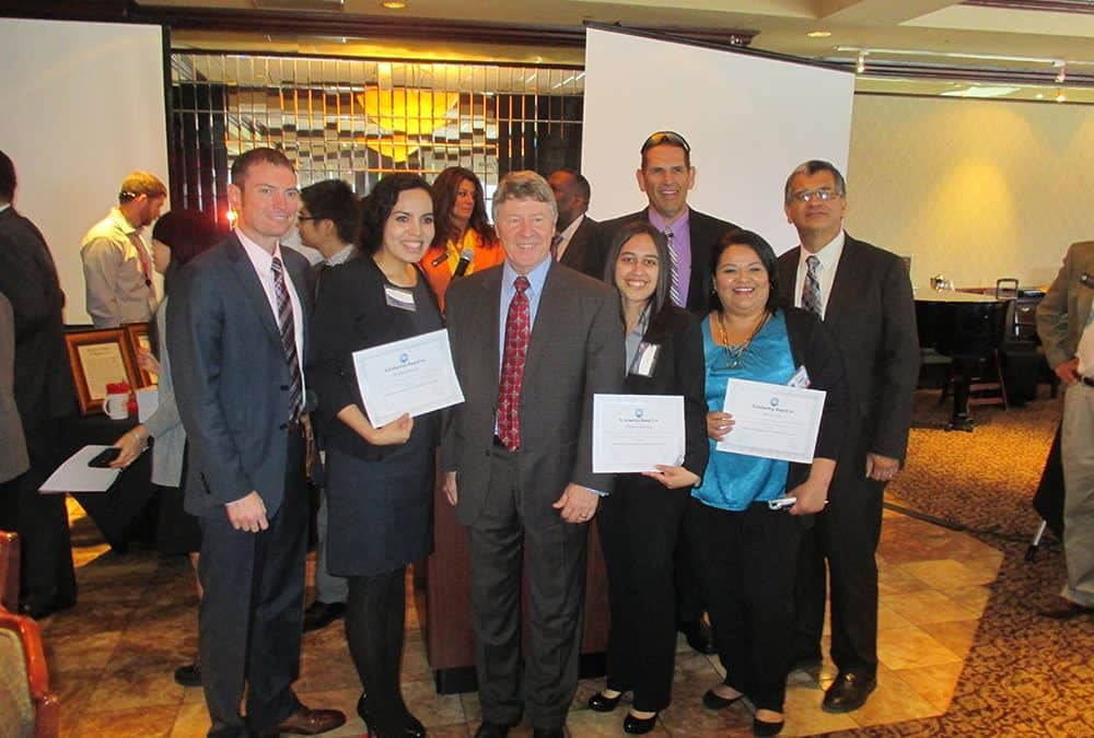 Scholarship Recipients 2015