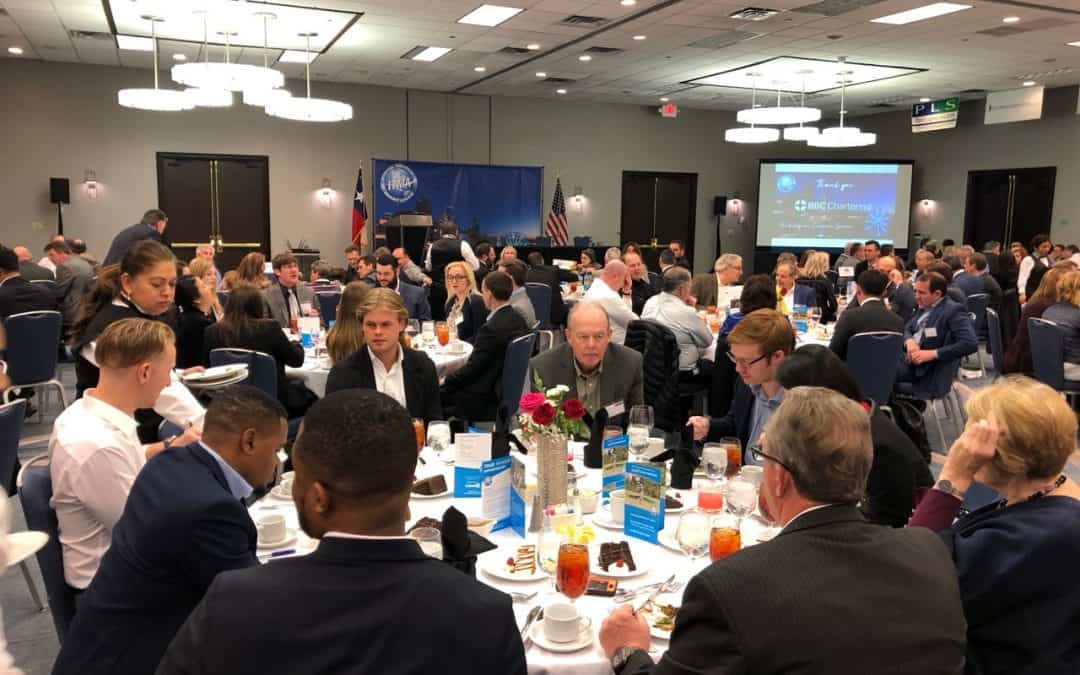 A Luncheon in 2019