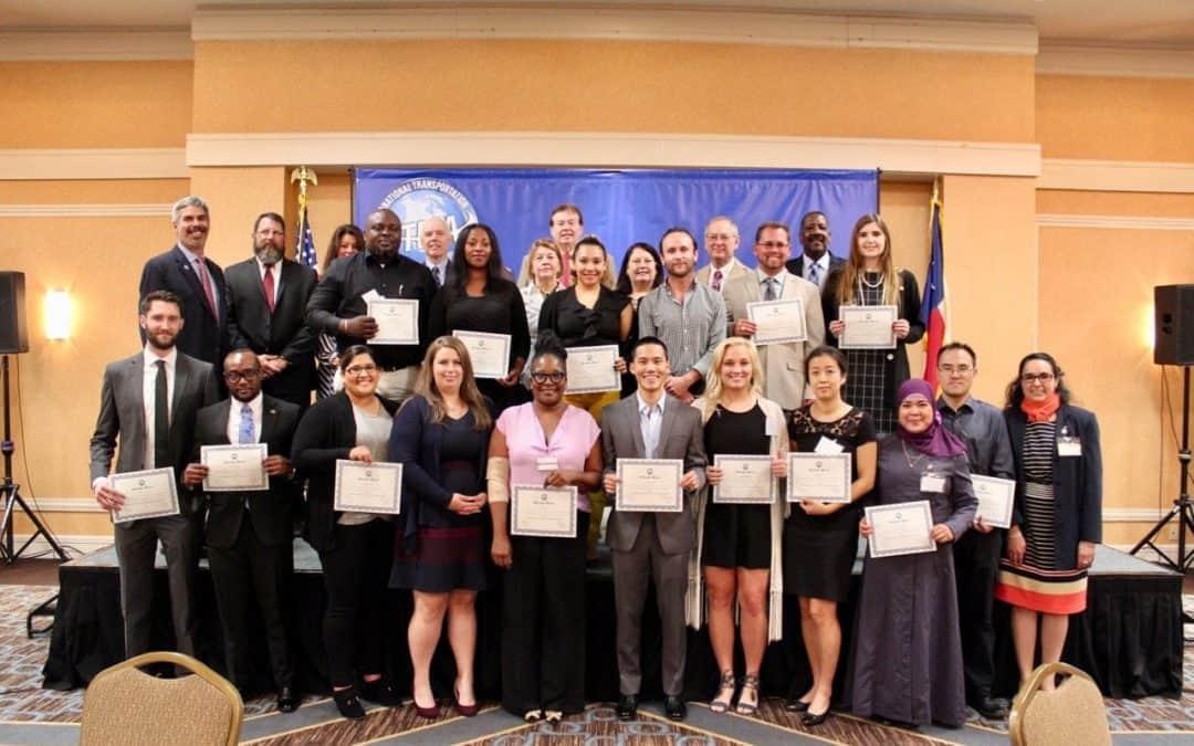 Scholarship Recipients 2018