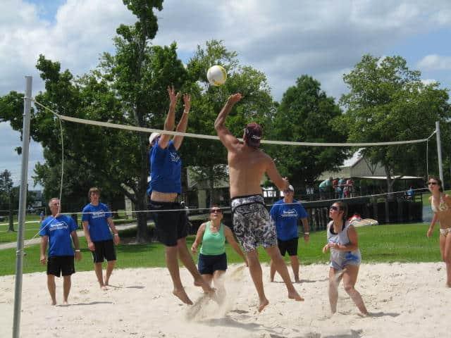 Volleyball Tournament 2010
