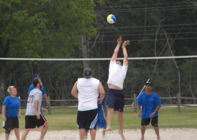 Volleyball Tournament 2011