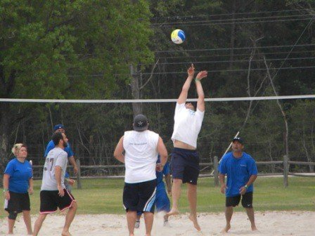 Volleyball Tournament 2011