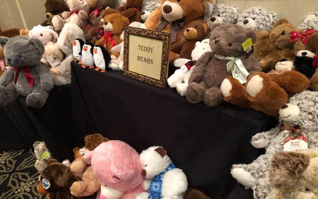 Teddy Bear Donation DONT CHANGE